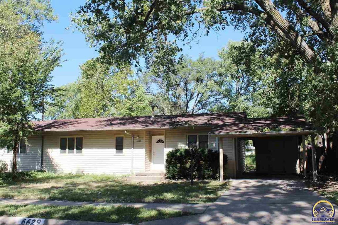 6629 arborglade ln sw topeka ks for sale 61 500 for Topeka home builders