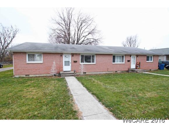 501 N Liberty St Ada Oh For Sale 105 000