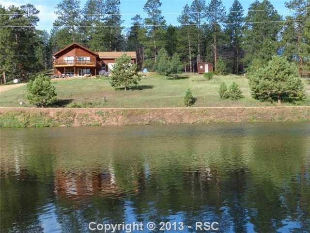 721 Turkey Creek Drive, Sedalia, CO, 80135 -- Homes For Sale