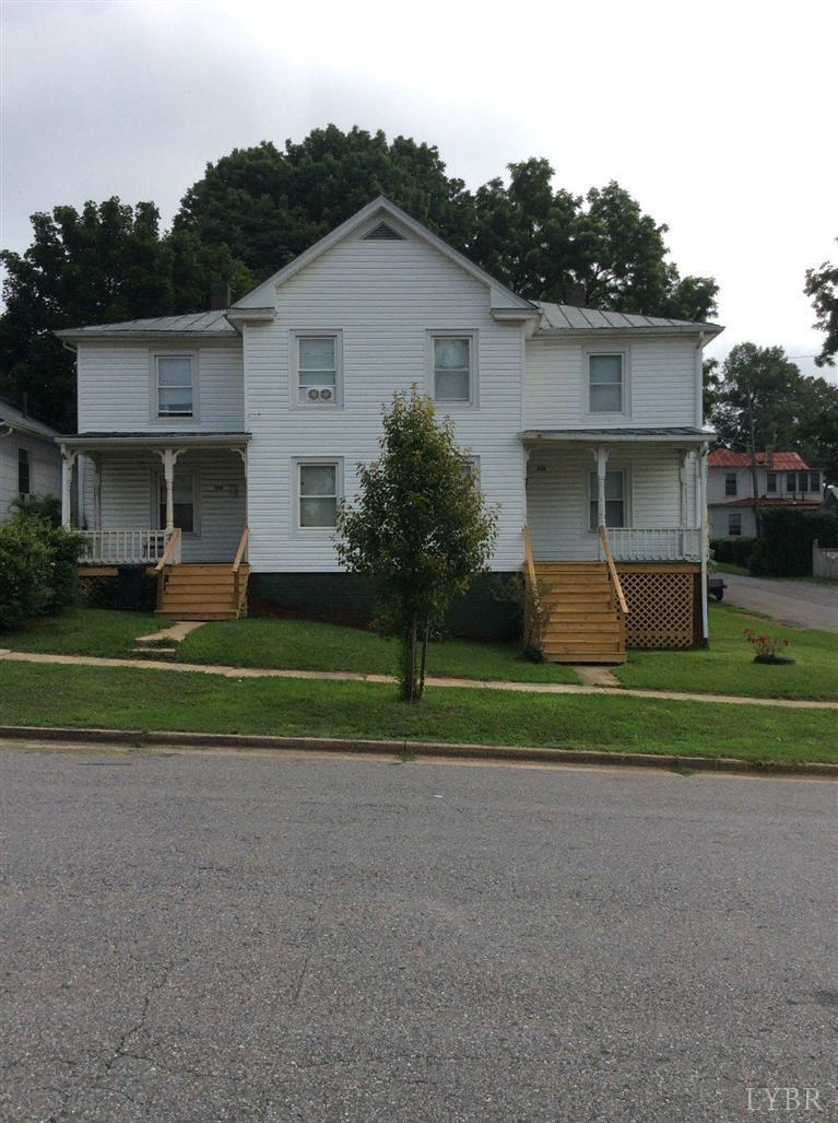 320-322 Wadsworth St, Lynchburg, VA, 24501 -- Homes For Sale