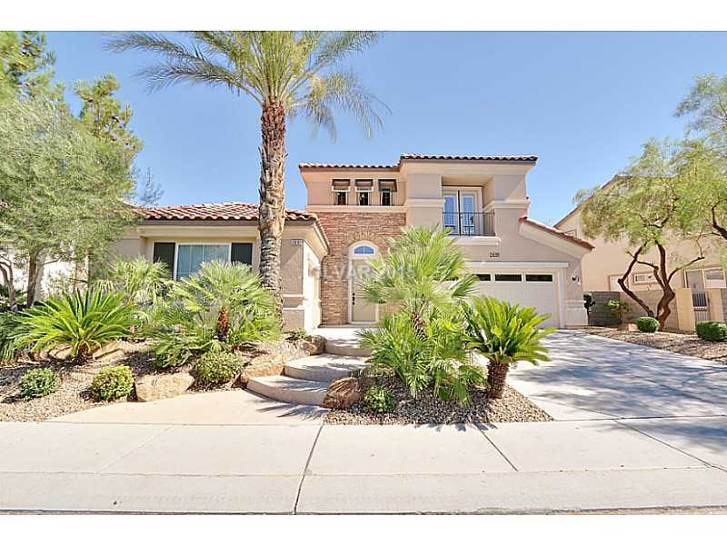 2691 Botticelli Dr, Henderson, NV, 89052: Photo 2