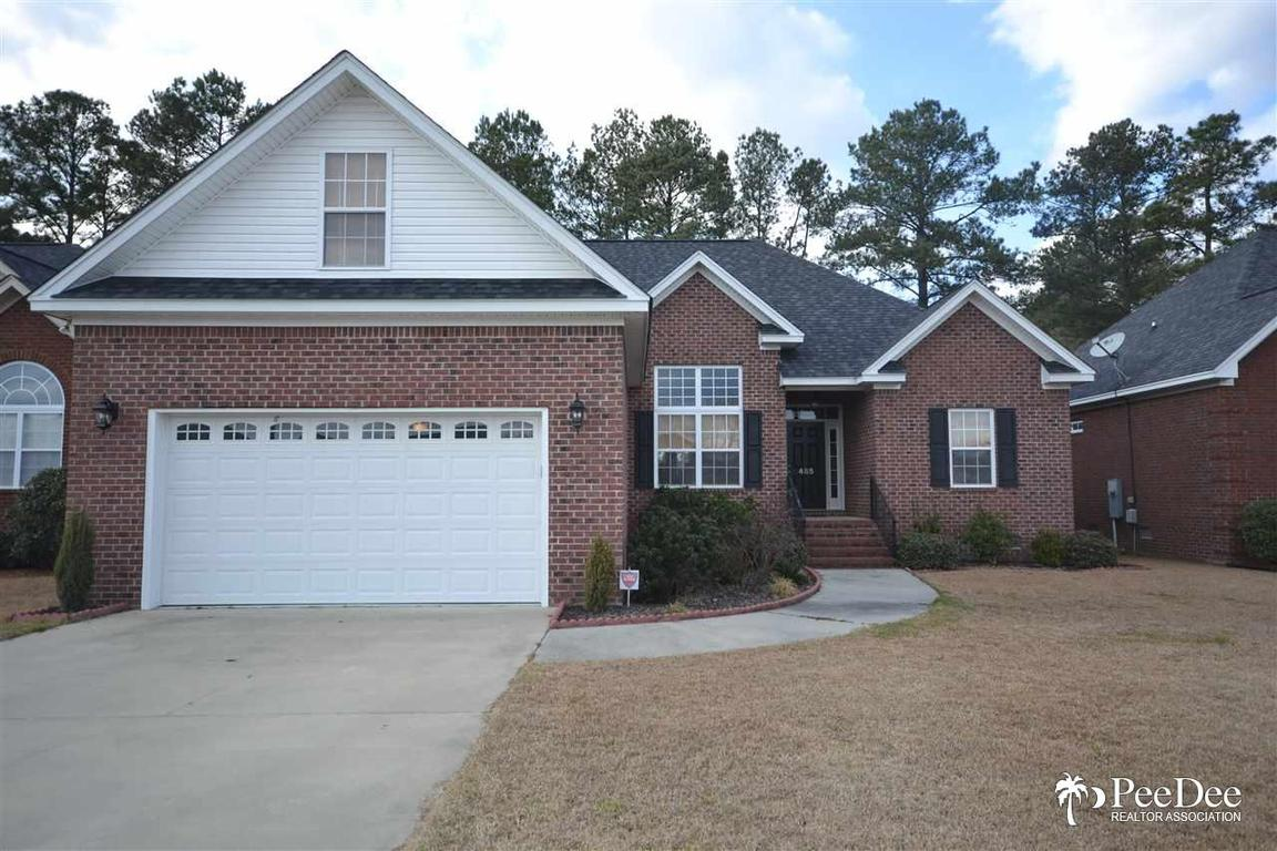 485 Cove Pointe Florence Sc 29501 For Sale