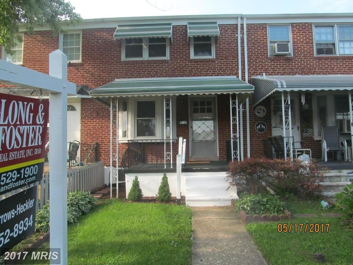 318 torner rd baltimore md for sale 119 900 for Baltimore houses for sale