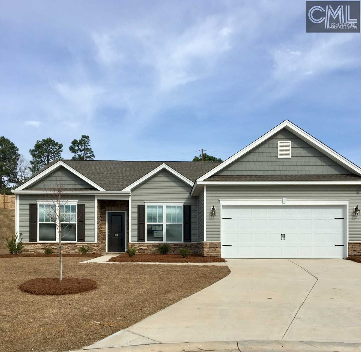 615 robinhaven court lexington sc for sale 182 900 for Lexington sc home builders