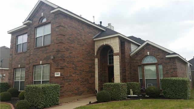 1302 vistawood drive mansfield tx 76063 for sale