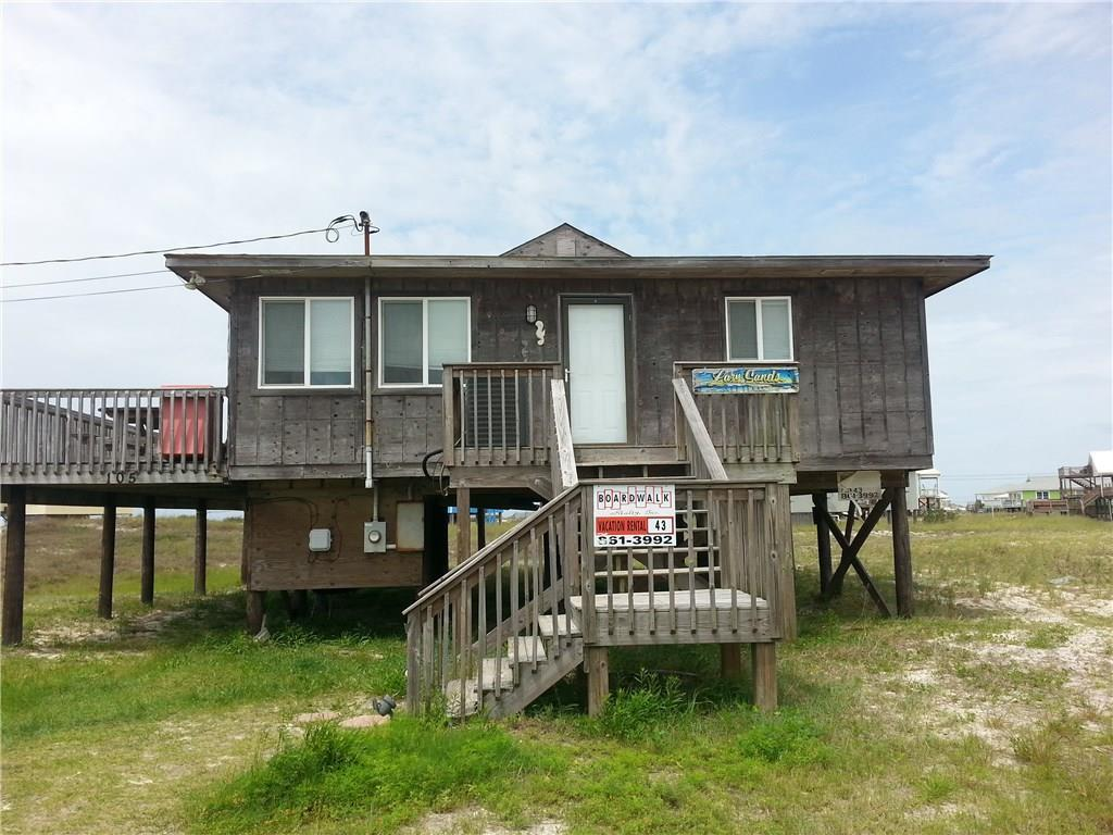 105 ponce de leon court dauphin island al for sale 219 900. Black Bedroom Furniture Sets. Home Design Ideas