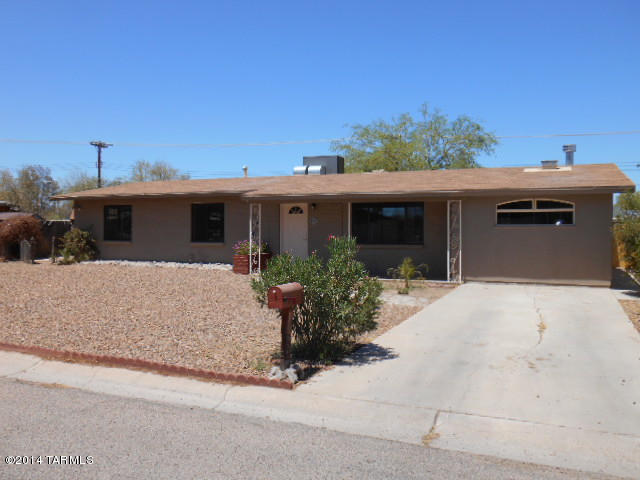 1529 W Otilia, Tucson, AZ, 85705 -- Homes For Sale