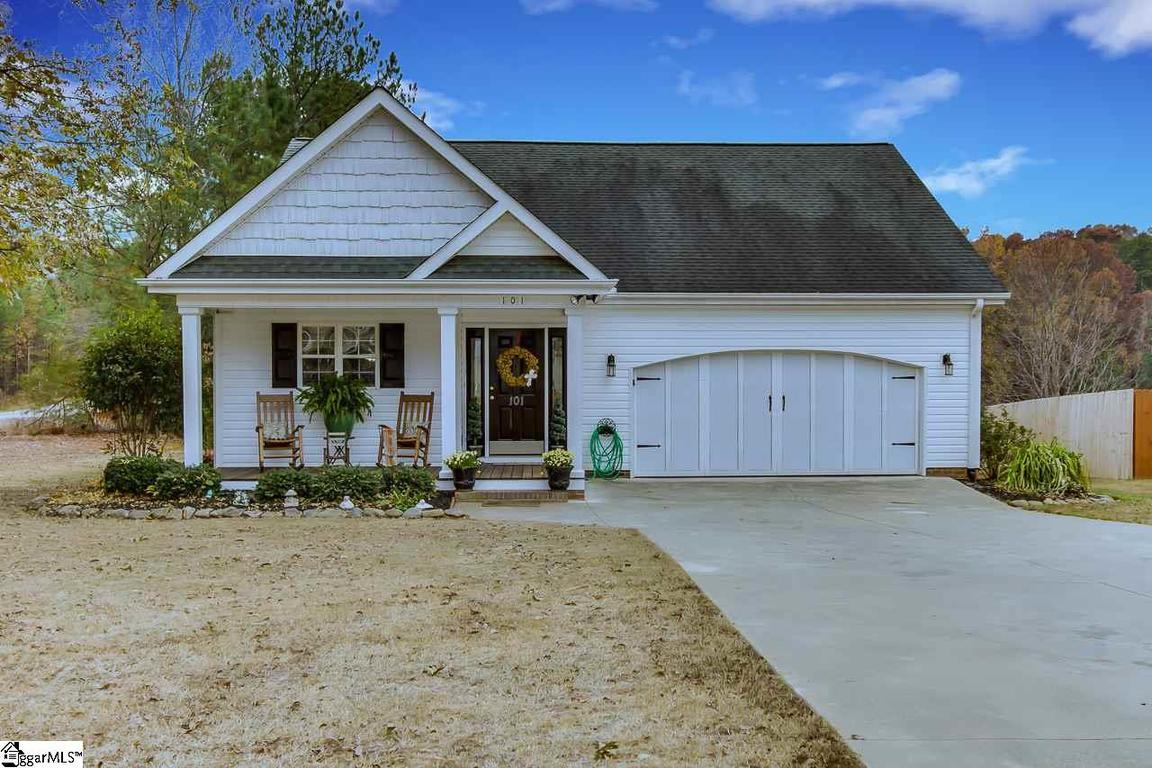 101 Chandler Drive Liberty Sc For Sale 179 900