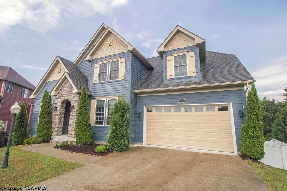 115 S HARWICH CIRCLE Morgantown WV 26508 id-1573056 homes for sale
