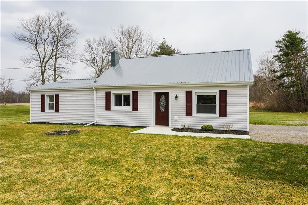 7331 WEST BERGEN ROAD Bergen NY 14416 id-623292 homes for sale