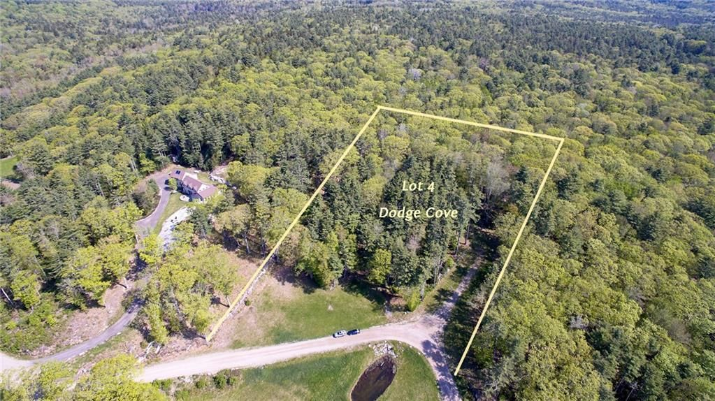 LOT #4 DODGE COVE LN Newcastle ME 04553 id-924060 homes for sale