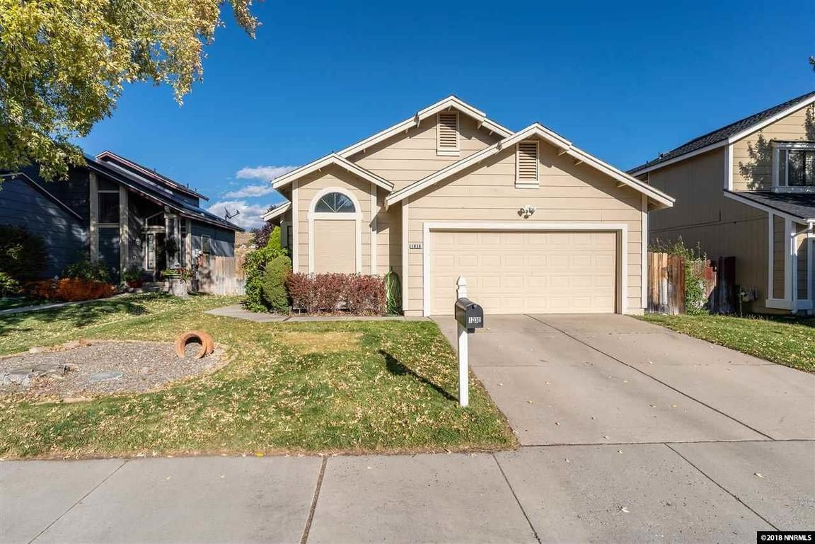 1030 BACKER WAY Reno NV 89523 id-1576481 homes for sale