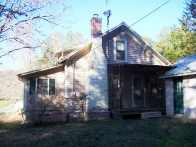 Bryson City Log Homes For Sale