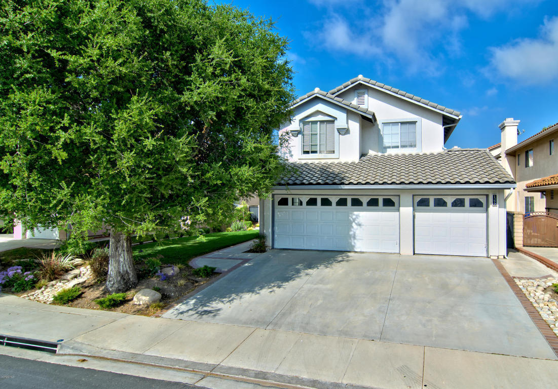 1395 OAK TRAIL STREET Newbury Park CA 91320 id-89817 homes for sale