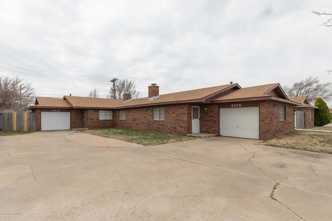 multi-family home in carty duplexes - amarillo, tx at geebo