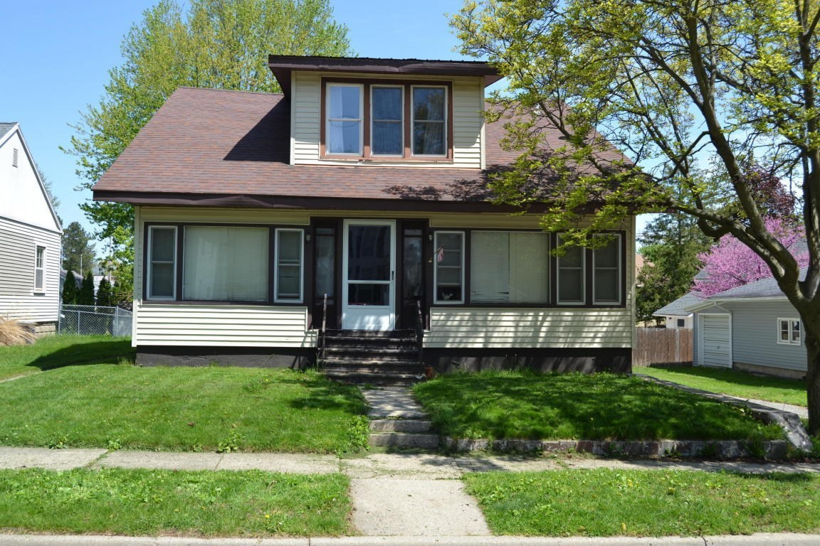 253 Lincoln Street Coopersville MI For Sale $109 900
