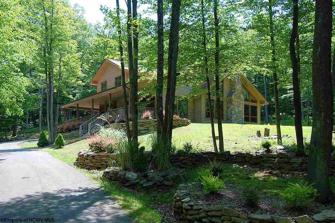 2256 CABIN MOUNTAIN ROAD Davis WV 26260 id-640605 homes for sale