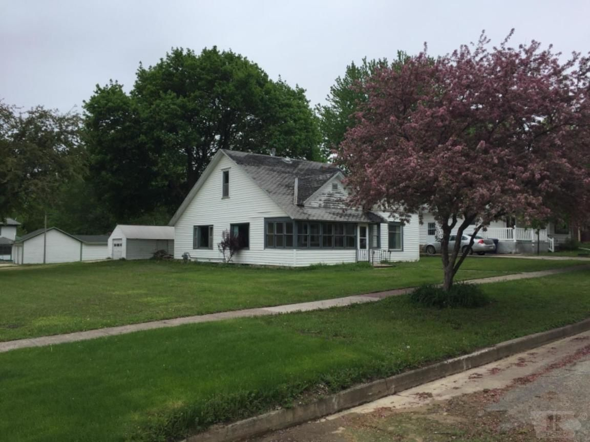201 COLLEGE STREET Peterson IA 51047 id-410614 homes for sale