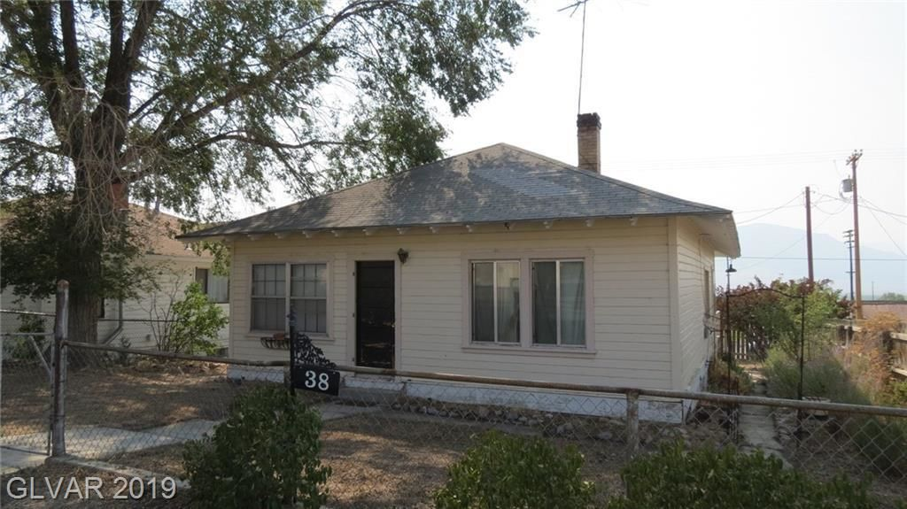 38 SECOND STREET Mc Gill NV 89318 id-261705 homes for sale