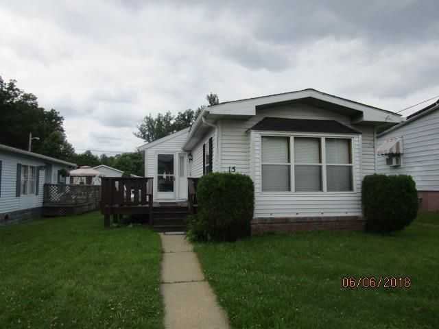 15 LOCUST AVE Moundsville WV 26041 id-609124 homes for sale