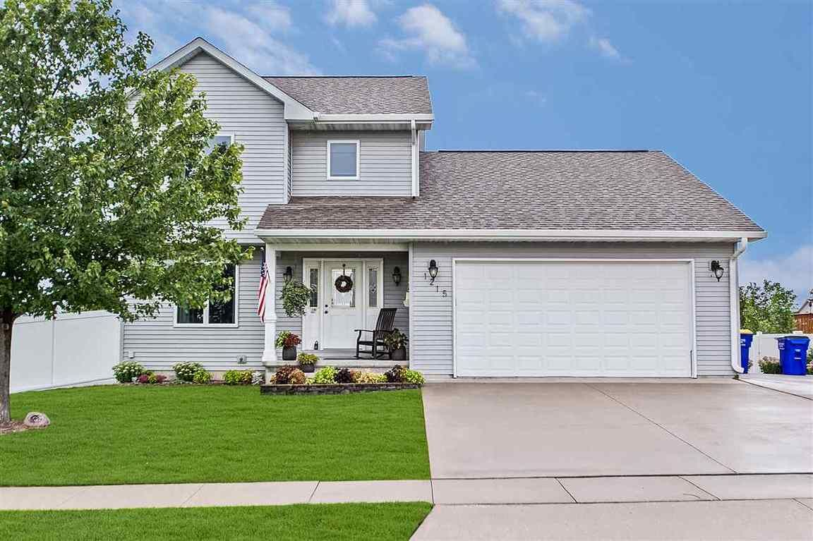 1215 DEERFIELD DR North Liberty IA 52317 id-1984612 homes for sale