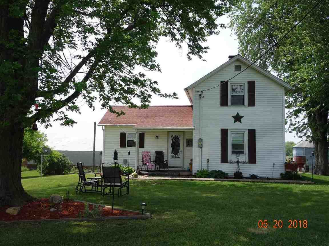 2064 KNOX RD 700 N Yates City IL 61572 id-169415 homes for sale
