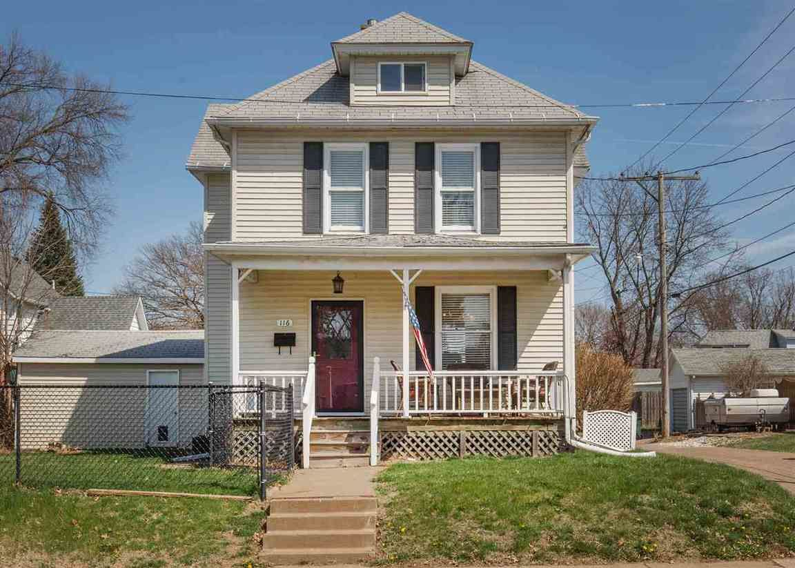 116 W 29TH STREET Davenport IA 52803 id-201717 homes for sale