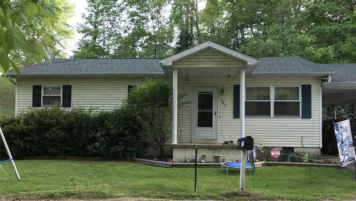 293 SHADY LANE Lavalette WV 25535 id-506385 homes for sale