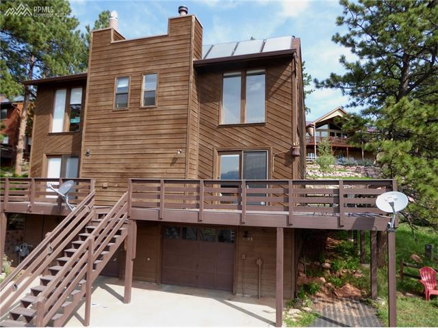 Home For Sale 570 Greenway Court B Woodland Park CO 80863