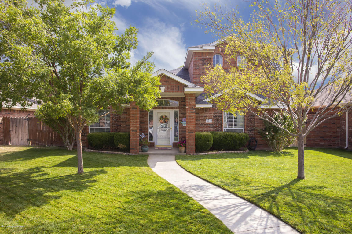 Westover Park Homes For Sale Real Estate Amarillo TX