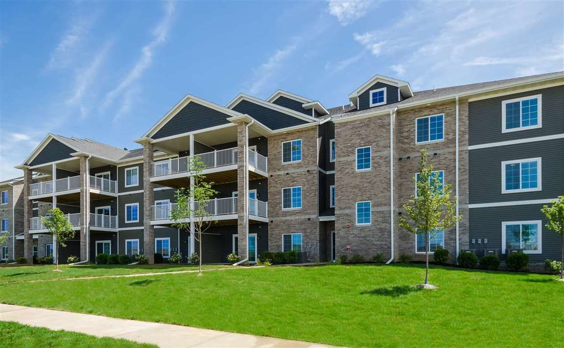 2863 SPRING ROSE CIR #106 Coralville IA 52241 id-1077649 homes for sale