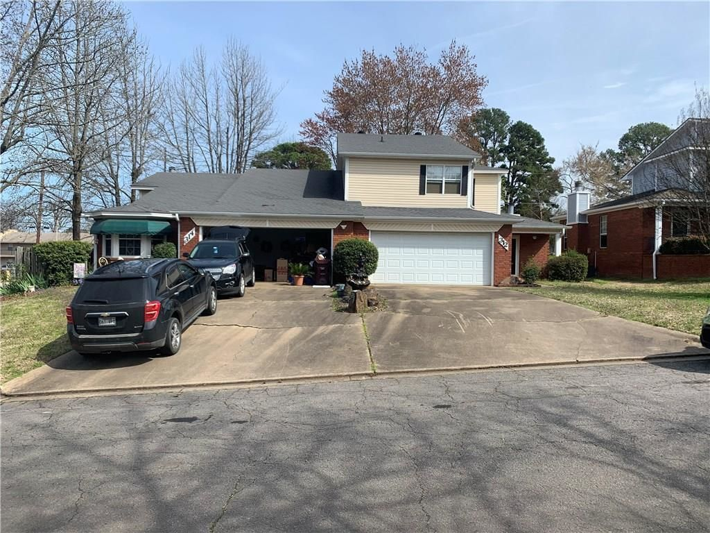multi-family home in park heights duplexes - fort smith, ar at geebo