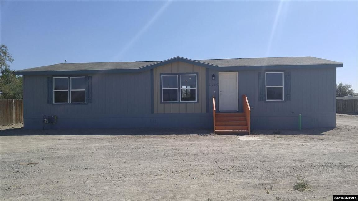 2740 RAMSEY STREET Silver Springs NV 89429 id-1055037 homes for sale