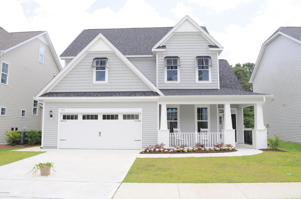 724 ANTLER DRIVE Wilmington NC 28409 id-693547 homes for sale