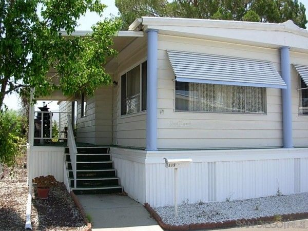 2-Bedroom Mobile Home In Spring Valley
