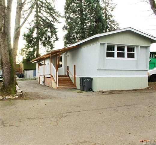 Mobile Homes For Sale In King County Wa Homescom