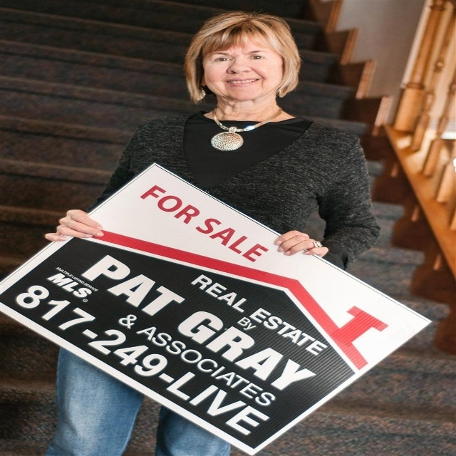 Agent: Pat Gray Real Estate, FORT WORTH, TX