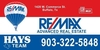 Real Estate Agents: Remax Advanced Real Estate Office, Buffalo, TX