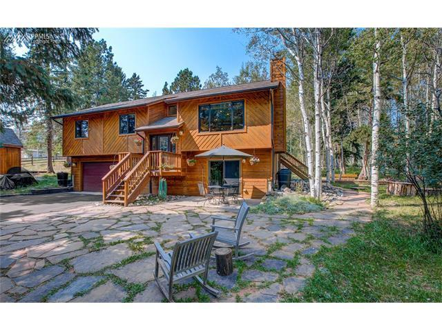 Home For Sale 200 Bridle Drive Woodland Park CO 80863