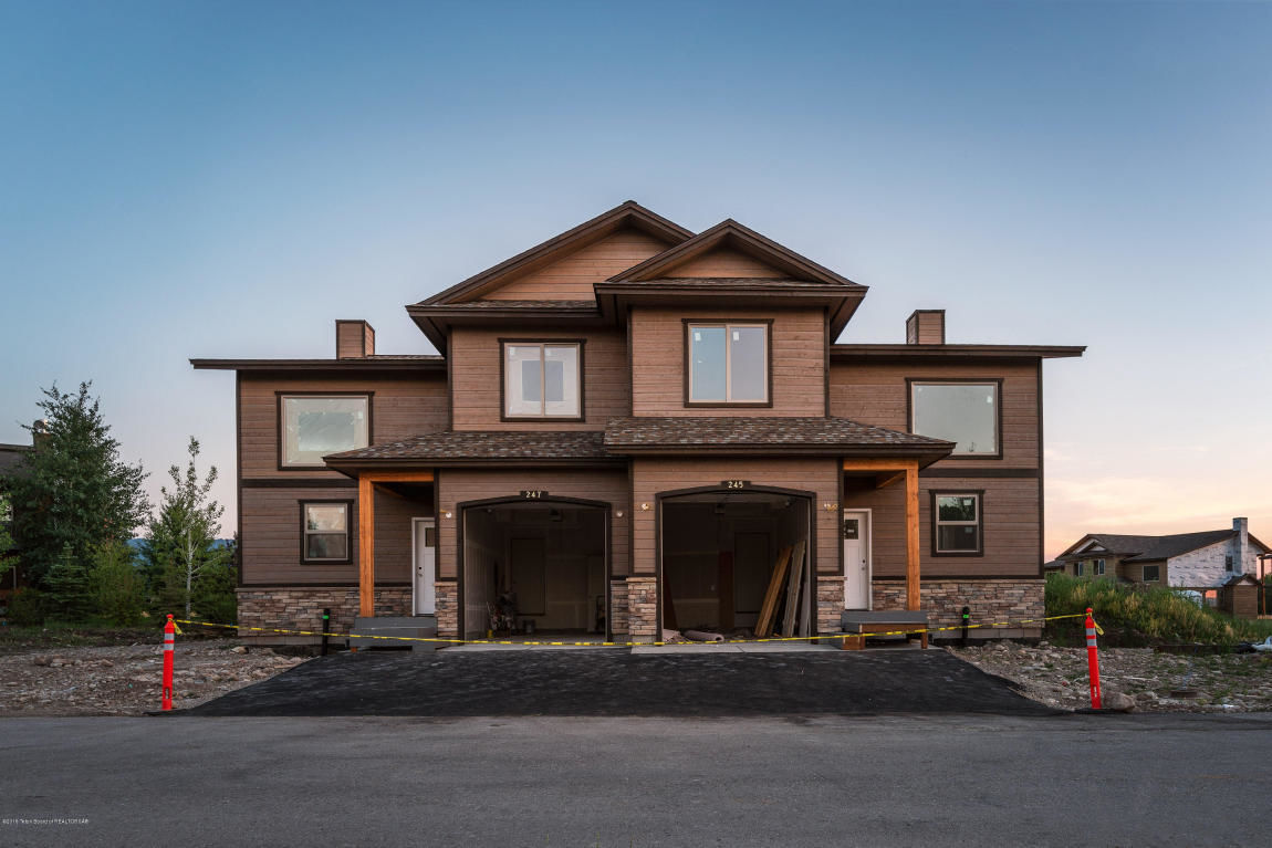 UNIT 48 ABBY LOOP Victor ID 83455 id-480435 homes for sale