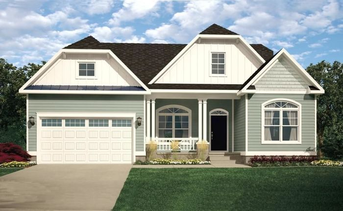 Ready To Build Home In Woodlands at Bethany Community