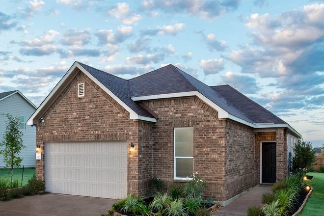 Ready To Build Home In Falcon Landing Community