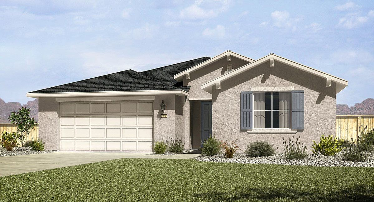 New Homes From Lennar In Carson City Nv