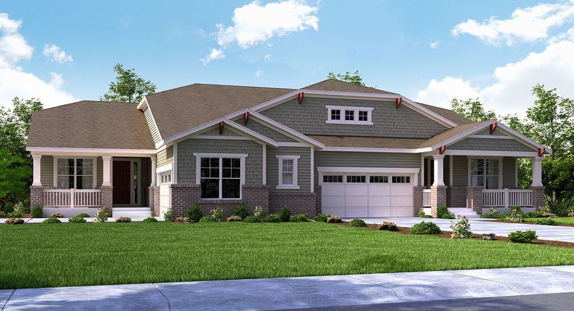 New homes from lennar in thornton co for Thornton builders