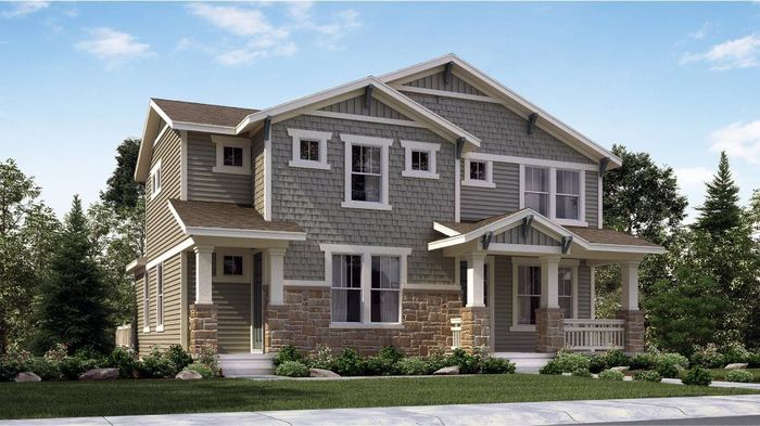 Ready To Build Home In Central Park - The Generations Collection Community