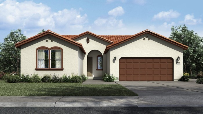 Ready To Build Home In Redwood Collection at Parkside Community