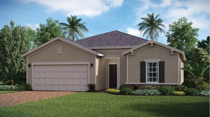 Ready To Build Home In Longleaf - Longleaf 50' Classic Collection Community