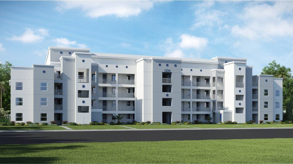 Ready To Build Home In Storey Lake - The Terraces Vacation Condominiums Community