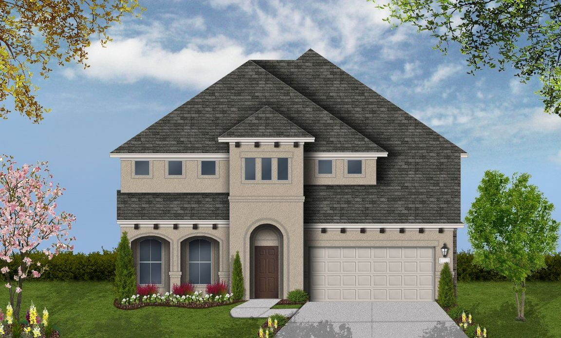 Grand Mission Estates 60 Community In Richmond Tx Build By Plantation Homes