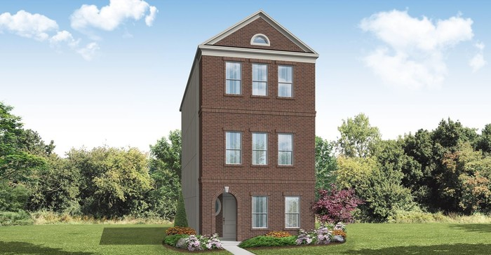 Ready To Build Home In Somerset Green Community